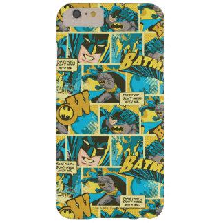 Patroon 2 van de Kappertjes van Batman Grappig Barely There iPhone 6 Plus Hoesje