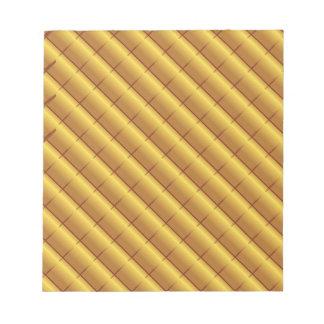 patroon #3 notitieblok