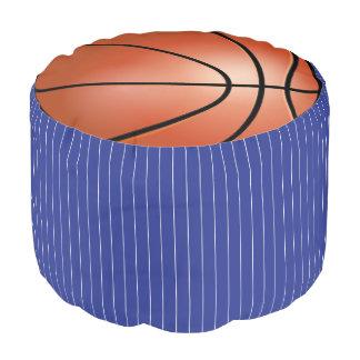 Patroon | DIY van de Sport van het basketbal Poef