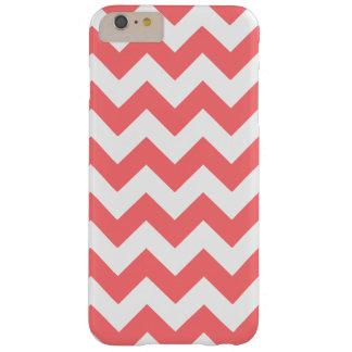 Patroon Girly van de Chevron van de Zigzag van het Barely There iPhone 6 Plus Hoesje