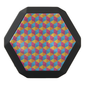 Patroon I van de Kubus Zwarte Bluetooth Speaker