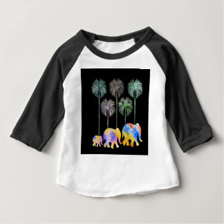 Patroon Q Baby T Shirts