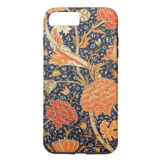 Patroon van de Jugendstil van William Morris Cray iPhone 8/7 Plus Hoesje