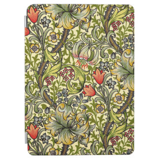 Patroon van de Lelie van William Morris het iPad Air Cover