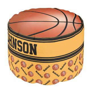 Patroon van de Sport van het basketbal het Gouden Poef