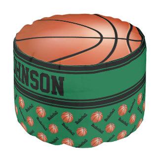 Patroon van de Sport van het basketbal het Poef