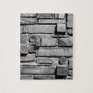 Patroon van de Textuur van de Bakstenen muur het Legpuzzel