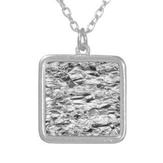 Patroon van het Aluminium van het Metaal van de Zilver Vergulden Ketting