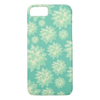 Patroon van succulents iPhone 8/7 hoesje