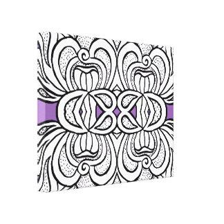 patternproc canvas afdrukken