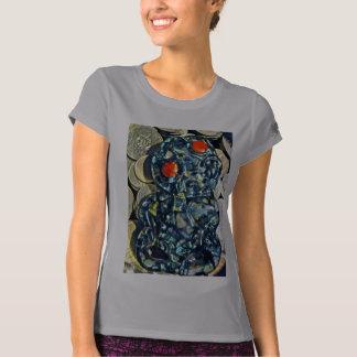 Paua Tiki en de T-shirt van het Geld