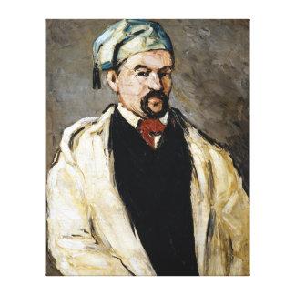 Paul Cezanne Antoine Dominique Sauveur Aubert Canvas Afdruk