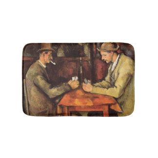 PAUL CEZANNE - Kaartspelers 1894 Badmatten