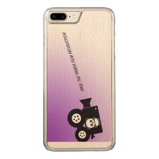 Paul het Bedrijf van de Film van de Panda Carved iPhone 8 Plus / 7 Plus Hoesje
