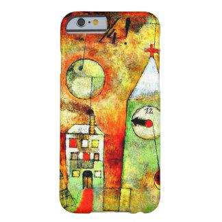 Paul Klee - Doorslaggevend Uur bij Kwart aan Barely There iPhone 6 Hoesje