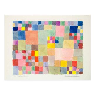 Paul Klee , Flora on sand Briefkaart