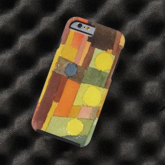 Paul Klee in de Stijl van het Art. van de Tough iPhone 6 Hoesje