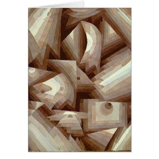Paul Klee: Kristal Briefkaarten 0