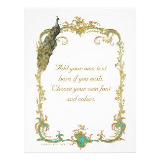 Pauw en de Franse Barokke Gouden Kantoorbehoeften