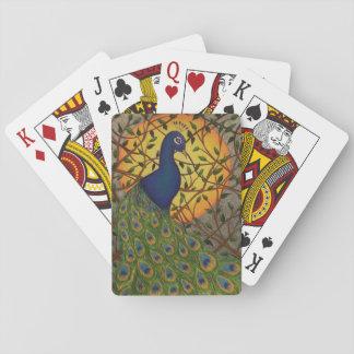 """""""Pauw van de Nacht """" Speelkaarten"""