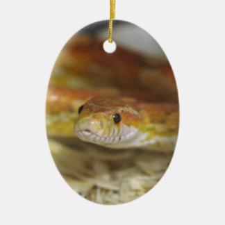 PB de slang Keramisch Ovaal Ornament