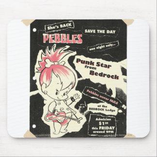 PEBBLES™ de Legende van het punk rock Muismat