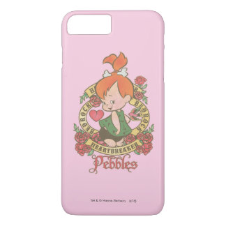 PEBBLES™ Heartbreaker 2 iPhone 7 Plus Hoesje