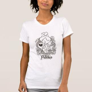 PEBBLES™ Heartbreaker B&W T Shirt