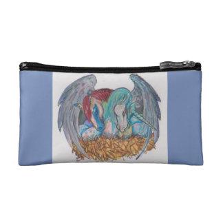 Pegasus en Eenhoorn Make-up Bag