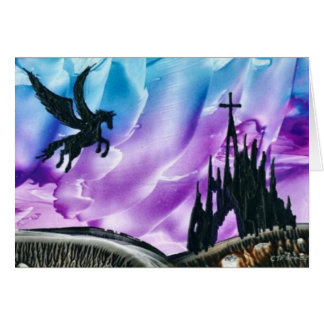 Pegasus over Ruïnes Kaart