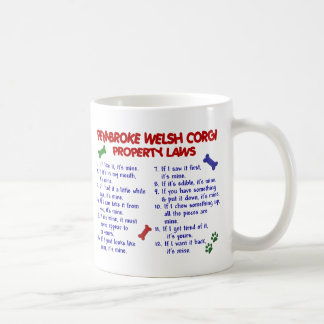 PEMBROKE WELSE CORGI PL2 KOFFIEMOK