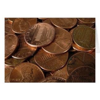Pence Briefkaarten 0