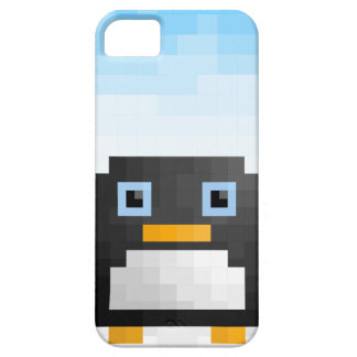 PenguinPixel Barely There iPhone 5 Hoesje