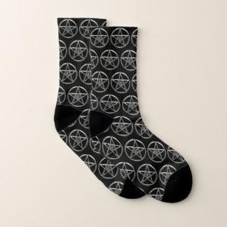 Pentacle de Boom van Pentagram van de Sokken van