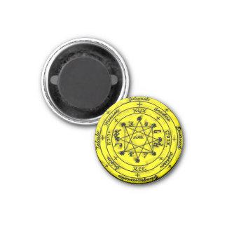 Pentacle van Rabijn Solomon Magneet