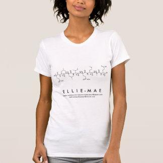 Peptide ellie-Mae naamoverhemd T Shirt