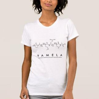 Peptide van Pamela naamoverhemd T Shirt