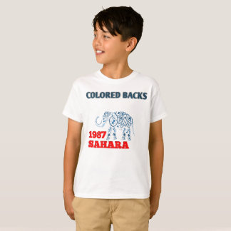 Perfect gekleurd DAÁfrica dier T Shirt