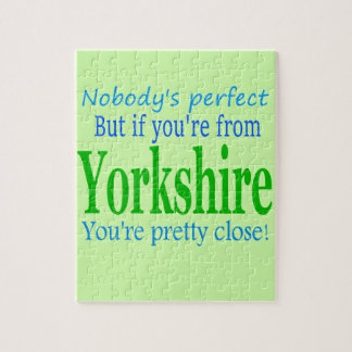 Perfect Yorkshire Puzzels
