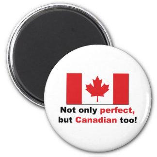 Perfecte Canadees Magneet