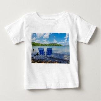 Perfecte Dag bij het Meer Baby T Shirts
