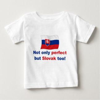 Perfecte Slowaak Baby T Shirts