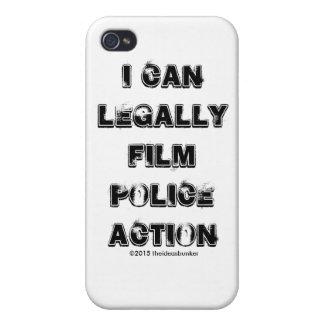 Perfectioneer voor uw volgende protest iPhone 4 hoesje