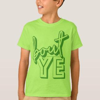 Periode Ye, het Noordelijke Ierse Dialect van de T Shirt