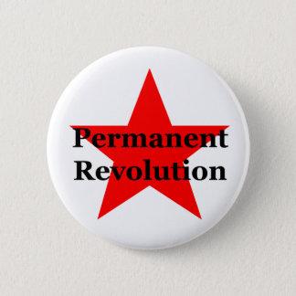 Permanente Revolutie Ronde Button 5,7 Cm