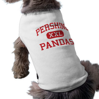Pershing - Panda's - Lage school - Houston Texas Shirt
