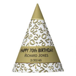 Personaliseer: Over het Thema van de Verjaardag Feesthoedjes