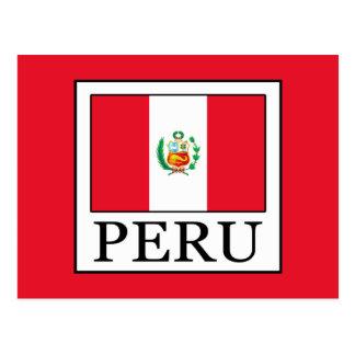 Peru Briefkaart