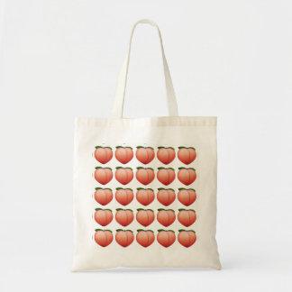 perzik emoji draagtas
