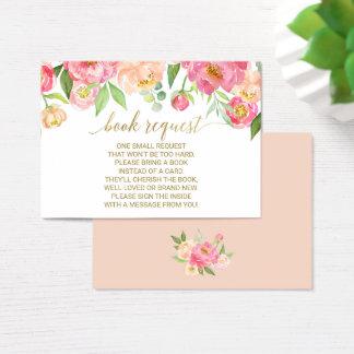 Perzik & het Roze Tussenvoegsel van de Uitnodiging Visitekaartjes